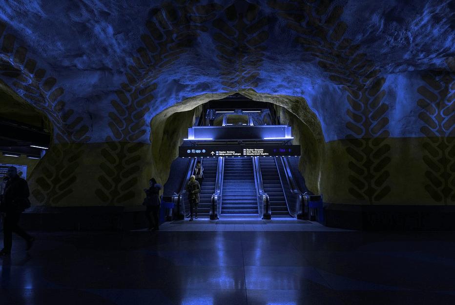 SL och kollektivtrafiken i Stockholm